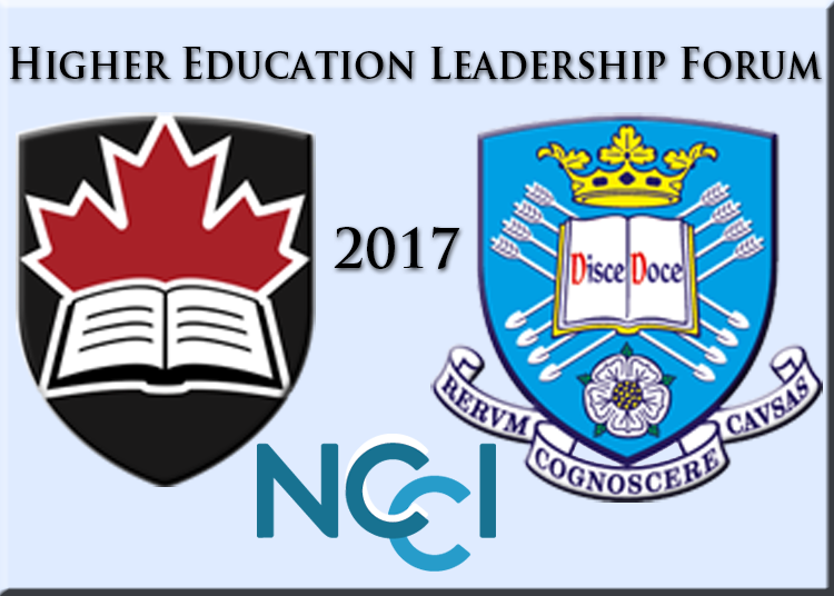 Higher Education Leadership Forum
