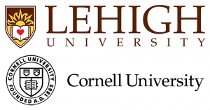 Lehigh and Cornell Universities logos